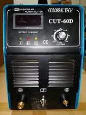 Plasma Cutter CUT60D IGBT New 60AMP Inverter Dual Voltage 1 Year Warranty