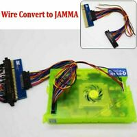 JAMMA Extension Wire Converter Apply to Pandoras Box 6 Arcade Machine Game Board