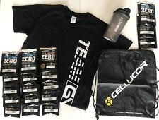 BiotechUSA 100% Protein in 18 Flavours, T-Shirt (M), Gym Bag & Shaker Bundle 37