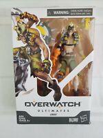 "Overwatch Ultimate Series Junkrat 6"" Action Figure Junkers Damage class NEW"