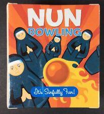 Nun Bowling Mega Mini Kits Nuns Hellfire Ball Table Game