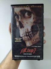 Evil Dead 2 [Vhs] Horror Horror