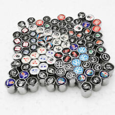 Chrome Wheel Valve Caps. Most Makes & Models. Check Listing Details for yours!