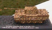 CHAR Pz. Kpfw. V Panther Ausf. A DEUTSCHLAND 1/72 1944