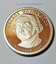 2007 S George Washington *PROOF* Presidential Dollar Coin **FREE SHIPPING**