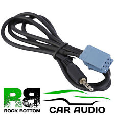 Asiento Beta fábrica equipada coche MP3 iPod iPhone AUX entrada 3.5 mm Jack Cable de plomo