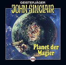 John Sinclair CD Folge  115  Planet dert Magier  OVP