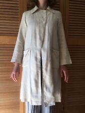 SALE Authentic vintage 1910 / 1920s linen duster coat size small