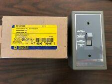 New Square D 2510FG5 FHP Manual Starter Nema 1 Series A