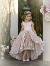 NWT Dollcake So Lady Like Frock  Dress Girls size 6 Party Holiday Special Photo