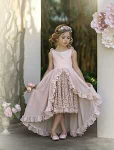 NWT Dollcake So Lady Like Frock  Dress Girls size 9 Party Holiday Special Photo