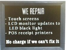 """19"""" & 22"""" Ceronix Touch Screen Monitors Repair & Upgrade To Led Backlight"""