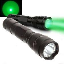 1000 Lumen WF-502B  Q5 LED Bike Bicycle Flashlight Torch Lamp Green Light