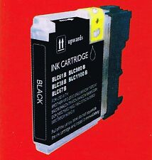 WB0980BK CARTUCCIA Nero COMPATIBILE x BROTHER LC-980BK LC-1100BK