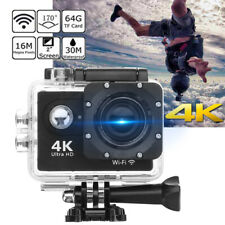4K Ultra HD WiFi Sport DV Action Camera 16MP Vidéo Cam Camcorder
