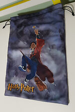 GRYFFINDOR HARRY POTTER BOOK BAG! QUIDDITCH LIBRARY BAG!