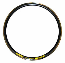 "Gietong Pair Of 26"" Double Wall Bicycle Rims Mountain Bike Alloy Cycle Rim"