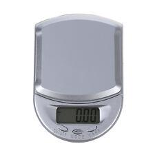 Bilancia Bilancino di Precisione Tascabile Scale 100g/0,01g Argento K1T3