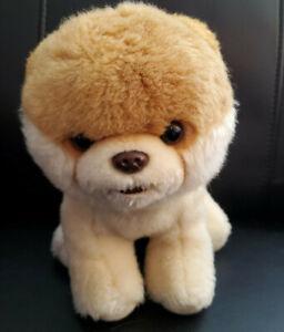 """Gund Tan/Brown """"Boo"""" The World's Cutest Dog Pomeranian Puppy Dog Plush 10"""""""