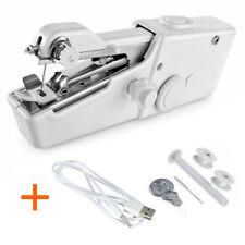 Mini máquina de coser portátil portátil de mano puntada eléctrica con USB