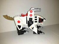 Imaginext Power Rangers White Tiger Zord Tigerzord