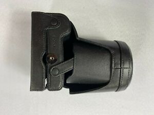 Sony LCS-ELCA Black Camera Case READ NEW BJ