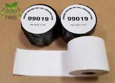 Address Mailing Labels 150 Thermal Postage Return 99019 Multipurpose 10 Rolls