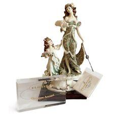 Giuseppe Armani Florence Art Sculpture Rosebuds Mother & Child 1124C
