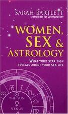 Women Sex And Astrology New Star Sex Sign Book