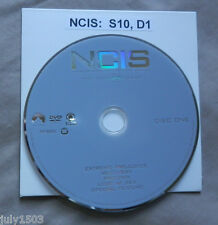 NEW Genuine NCIS Season 10 Disc 1 Replacement DVD, free shipping!