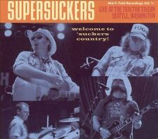 SUPERSUCKERS--Mid Fi Field Recordings Vol1--Live At The Tractor Tavern--CD