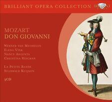 Mozart: Don Giovanni, New Music