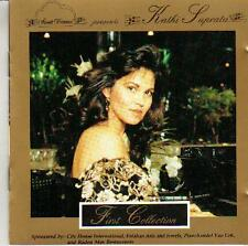 VOCAL jazz CD KATHY SUPRATA FIRST COLLECTION HOLLAND EXCLUSIVE ITEM !