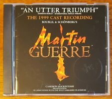Martin Guerre - 1999 UK Cast  - Buy 1 Item Get 3 at Half Price Now