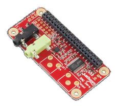 JustBoom DAC Zero pHAT for Raspberry Pi Zero [0285-PS]