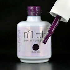 15ml n.1ittle Nail Art Soak Off Color UV LED Gel Polish UV Lamp - Color #001-050