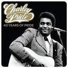 Charley Pride 40 Years of Pride 2cd Compilation