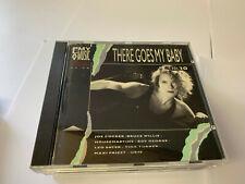 THERE GOES MY BABY 1989 CD Grace Jones Jennifer Warnes Paul Carrack M/EX  [B2]