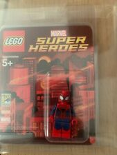 Lego Marvel ULTRA RARE Exclusive Spider-Man Spiderman 2013 SDCC Minifigure