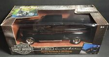 1:18 American Muscle By Ertl Harley-Davidson F-150 Super Cab Flareside