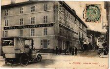 CPA  Voiron - La Rue des Terreaux (296033)