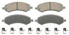 Advance QC1084 Disc Brake Pad - ThermoQuiet, Front