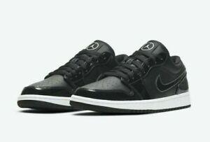 Nike Air Jordan 1 Low All Star ASW Shoes Black White DD1650-001