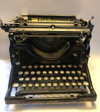 Vintage 1923 Underwood No 5 Typewriter (Serial #1951733-5)