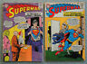 SUPERMAN #173 & #175, DC SILVER AGE COMICS LOT, 1964-65