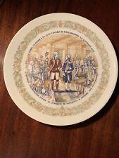 George Washington Lafayette Henri D'Areceau-Limoges 1777 dtd 1974