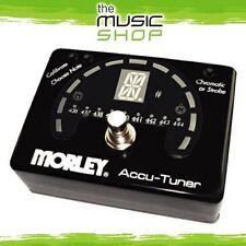 New Morley AC-1 Accu-Tuner Guitar Tuner Pedal - AC1