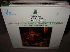 GUSCHLBAUER / SCHUBERT lazarus ( classical ) 2 lp box erato