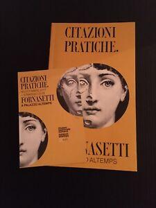 Citazioni Pratiche Book And Invitation Fornasetti