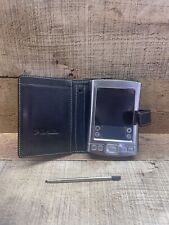PalmOne Tungsten E2 Pda Blue Tooth w/ Hard Case and stylus Untested